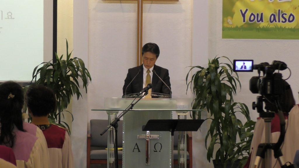 예배와 친교 (6/4/2017)