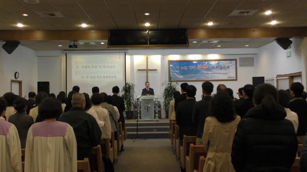 4-1-2018_ 부활절 새벽 연합예배