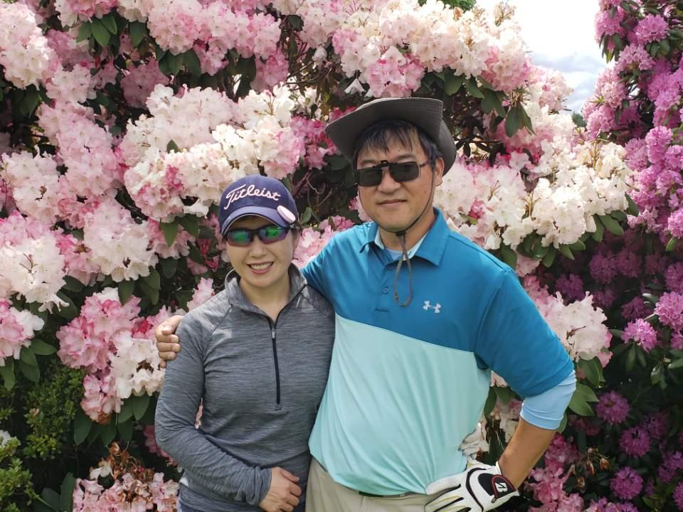 5-26-2018:  제 1회 남전도회 주최 한글학교 후원 골프대회